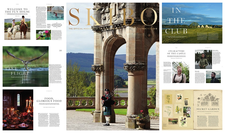 resources/New Issue of Skibo Magazine Launches