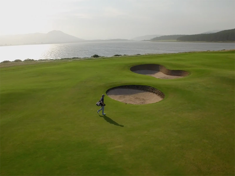 Carnegie links golfcourse
